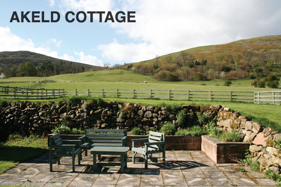 Akeld Holiday Cottage